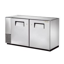 TRUE TBB-24GAL-60-S-HC Back Bar Cooler, two-section, 24