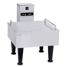 Bunn-O-Matic 27825.0000 Soft Heat Serving Stand, single, for soft heat servers, controlled heat, 4