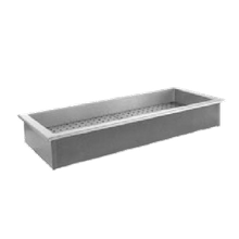Randell 9728IC Drop-In Cold Food Unit, iced cold pan, 31-1/8