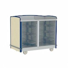 Lakeside 8704 Hydration Cart, 44-3/4