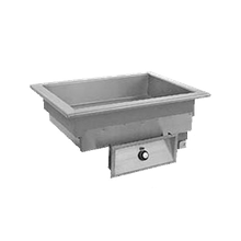 Randell 95703-240Z Drop-In Hot Food Unit, electric, (3) 12