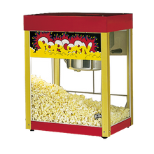 Star 39R-A JetStar Popcorn Machine, electric, countertop, 6 oz. kettle capacity, (135) 1 oz. servings/hr., interior heating lamp, 1/8