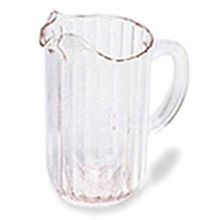 PITCHER PLASTIC 54 OZ CLEAR BOUNCER 6/CS