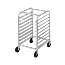 Channel 432S Bun Pan Rack, Under-Counter, mobile, 20-1/2