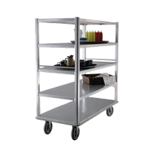 Eagle QM2962-6-A/D Queen Mary Banquet Cart, 6-tier, 62
