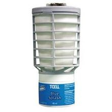 AIR FRESHENER TCELL REFILL BLUE SPLASH (6)