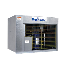 Manitowoc Ice ICVD-0696 Condenser Unit, remote air-cooled, I-680C series (QuietQube), 1 HP, AHRI, NSF, cULus