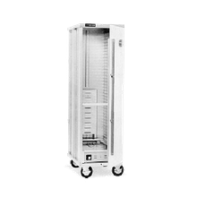 Cres Cor 126-PH-1836-Z Correctional Proof/Hot Cabinet, non-insulated with bottom mount heater extended slide latch & tamperproof security hinges