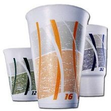 CUP FOAM IMPULSE 16 OZ (1000)