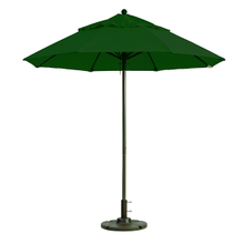 Grosfillex 98822031 Windmaster Umbrella, 9 ft., round top, 1-1/2