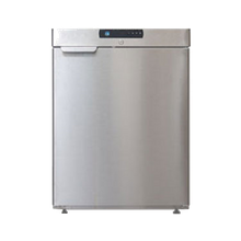 Hoshizaki HR24A Commercial Series Compact Undercounter Refrigerator, reach-in, one section, 4.0 cu.ft., self-contained refrigeration system, solid