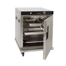 Cres Cor H-339-UA-8C Cabinet, Mobile Heated, half-height, insulated, universal slides for 12