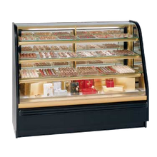 Federal FCC-5 Chocolate & Confectionery Climate Non-Refrigerated Case, 60