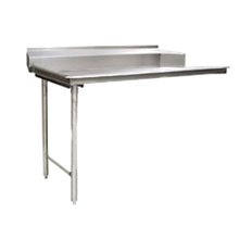 Eagle CDTL-72-16/3-X Clean Dishtable, straight design, 72