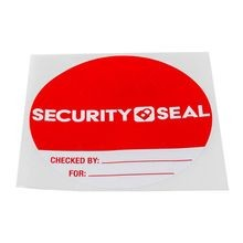Security Seal Label for Takeout Containers & Cups - 3