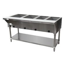 Advance Tabco HF-4G-LP Hot Food Table, LP gas, 62-7/16