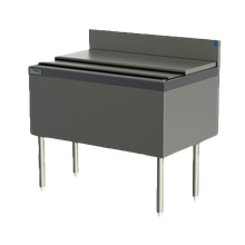 Perlick TSF48IC TSF Series Underbar Ice Bin/Cocktail Unit, modular, 48