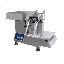 Electrolux 603286 (TR260FH23U) TR260 High Volume Production Vegetable Cutter, continuous feed design, large single feed hopper, handle pusher