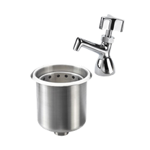 Krowne 16-149 Dipper Well, with faucet, low lead compliant (16-150 & 16-151L)