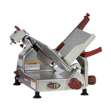 Berkel 825A-PLUS Slicer, manual, 1-speed, 45 angled gravity feed, up to 9/16