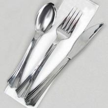 CUTLERY KIT SILVER K/F/S NAP REFLECTIONS (250)