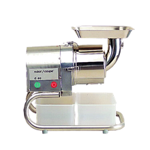 Robot Coupe C80 Automatic Pulp & Juice Extractor, auto-sieve, bowl capacity 165 lbs. per hour, on-off, push-type switch, large feed tray, stainless