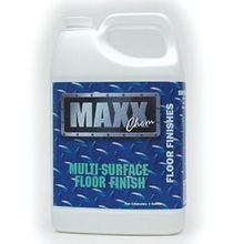 FLOOR FINISH MAXX 4/1 GAL
