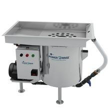 InSinkerator PRP PowerRinse, Pot/Pan (Model PRP) - Complete Waste Collection System Package. Requires only 1 GPM (3.79 LPM) of fresh water per hour.