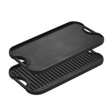 Lodge Cast Iron Reversible Griddle, 20