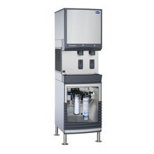 Follett 25AND50BASE-CF Base stand for 25 & 50CI Series ice & water dispensers with standard capacity carbon filter system (00130229) installed