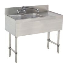 Special Value Sink Unit, 2-com partment, 36
