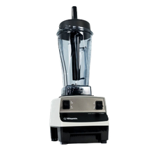 Drink Machine Blender. This blender features a 64 oz. clear polycarbonate container that is designed for high impact, heavy use.