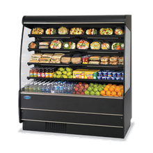 Federal RSSM-678SC Specialty Display High Profile Self-Serve Refrigerated Merchandiser, 71