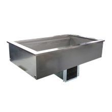 Delfield N8130BP Drop-In Mechanically Cooled Pan, 30-3/4