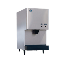 Hoshizaki DCM-270BAH Ice Maker/Water Dispenser, Cubelet-Style, air-cooled, self-contained condenser, production capacity up to 282 lb/24 hours at