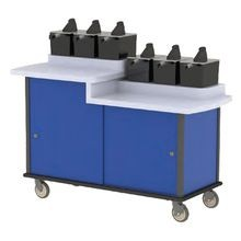 Lakeside 70550 Condi-Express Condiment Cart, 59