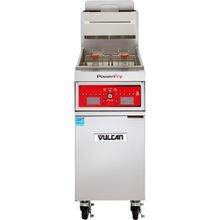 Vulcan 1TR85A PowerFry3 Fryer, gas, high efficiency, 21
