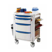 Metro FLMB2 Mini Bar Restocking Cart, high profile, with (1) 3