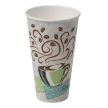 HOT CUP 20 OZ PERFECT TOUCH HAZE DESIGN (500)