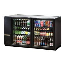 TRUE TBB-24GAL-60G-HC-LD Back Bar Cooler, two-section, 24