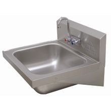 Advance Tabco 7-PS-45 Hand Sink, wall model, 20