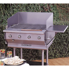Baker's Pride CBBQ-30S Ultimate Series Outdoor Charbroiler, gas, 29