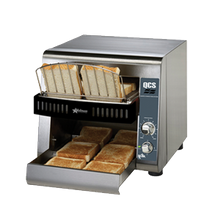 Star QCS1-350 (Quick-Ship) Star Qcs Conveyor Toaster, Electric, 350 Slices/Hr., Horizontal Conveyor, Analog Speed Control, Standby Switch