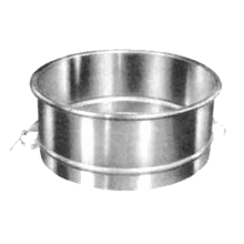Hobart EXTEND-SST60G 60 qt. Bowl extension ring stainless steel