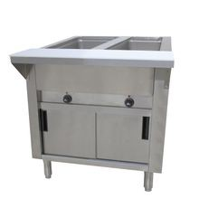 Advance Tabco HF-2E-120-DR Hot Food Table, electric, 31-13/16
