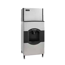 IceOMatic CD40030 Ice Dispenser, floor model, approximately 180 lb ice storage capacity, push dispensing, designed to accept 30
