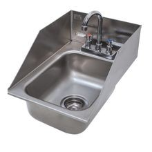Advance Tabco DI-1-10SP Drop-In Sink, 1-compartment, 10