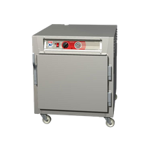 Metro C563L-SFS-U C5 6 Series Heated Holding Cabinet, mobile, undercounter, insulated, solid door, top mount controls & analog thermometer, ducted