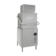 Hobart AM15VL-6 Ventless Door Type Dishwasher, Energy Recovery, hot water sanitize, internal condensing system, 40 racks/hr, Straight-thru or corner