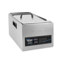 Waring 25-Liter Sous Vide Circulating Water Bath - for cooking and re-thermalizing food to the perfect temperature without ever overcooking